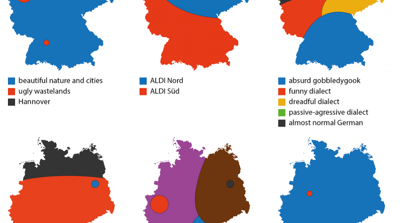 Tearing apart Germany