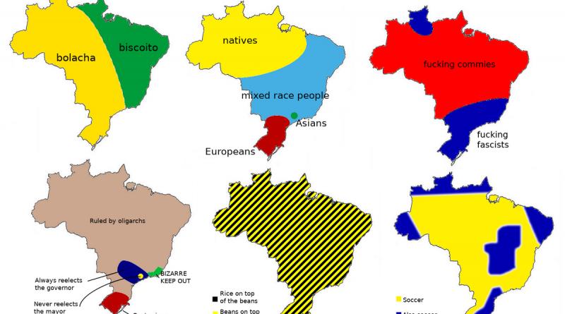 Tearing Brazil apart
