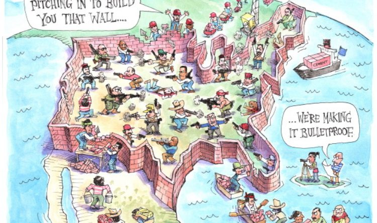 The Great Wall of America