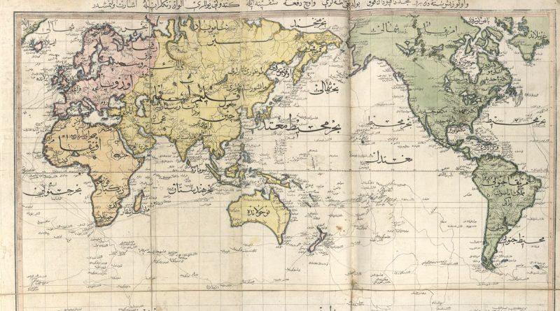 Ottoman maps