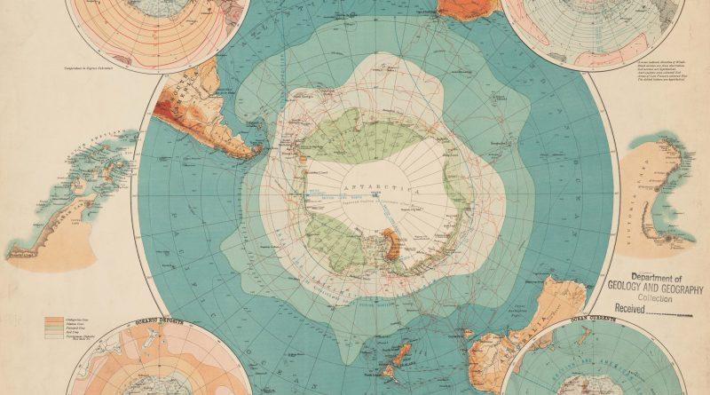 South Pole Chart