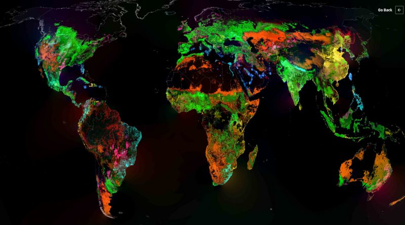 The Colours of Food Security