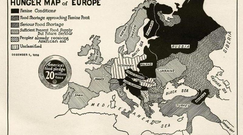 Hunger Map