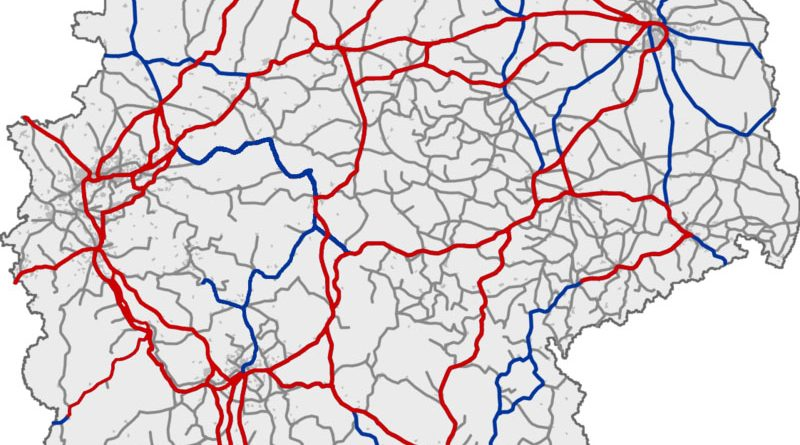 Germany Railroads