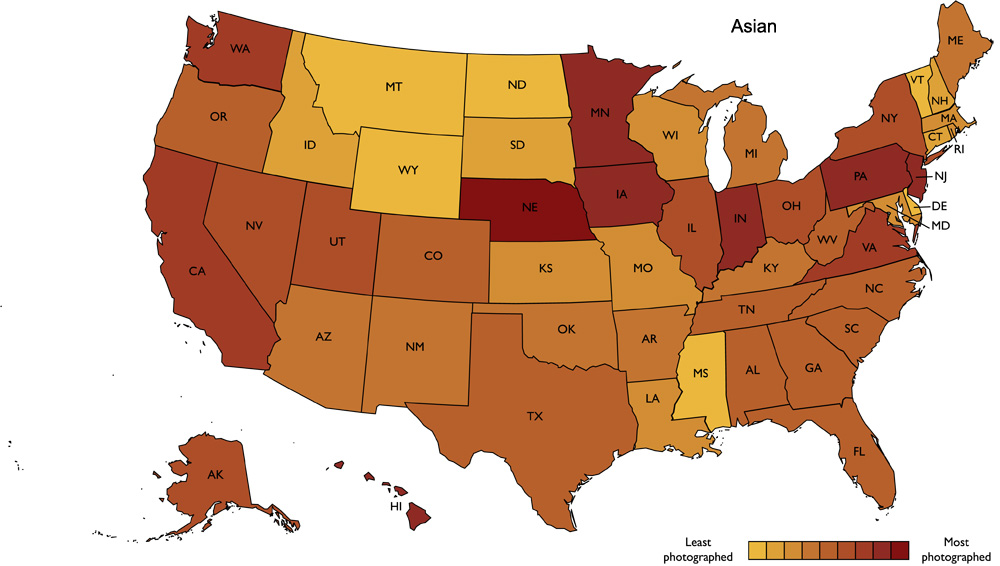 Asian Food in the U.S.