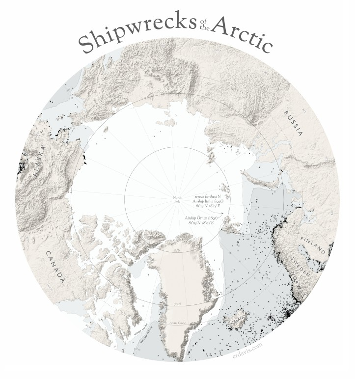 Shipwrecks of the Arctic
