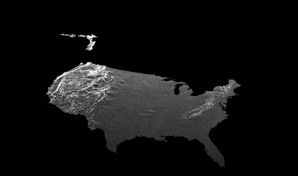 The United States of Elevation