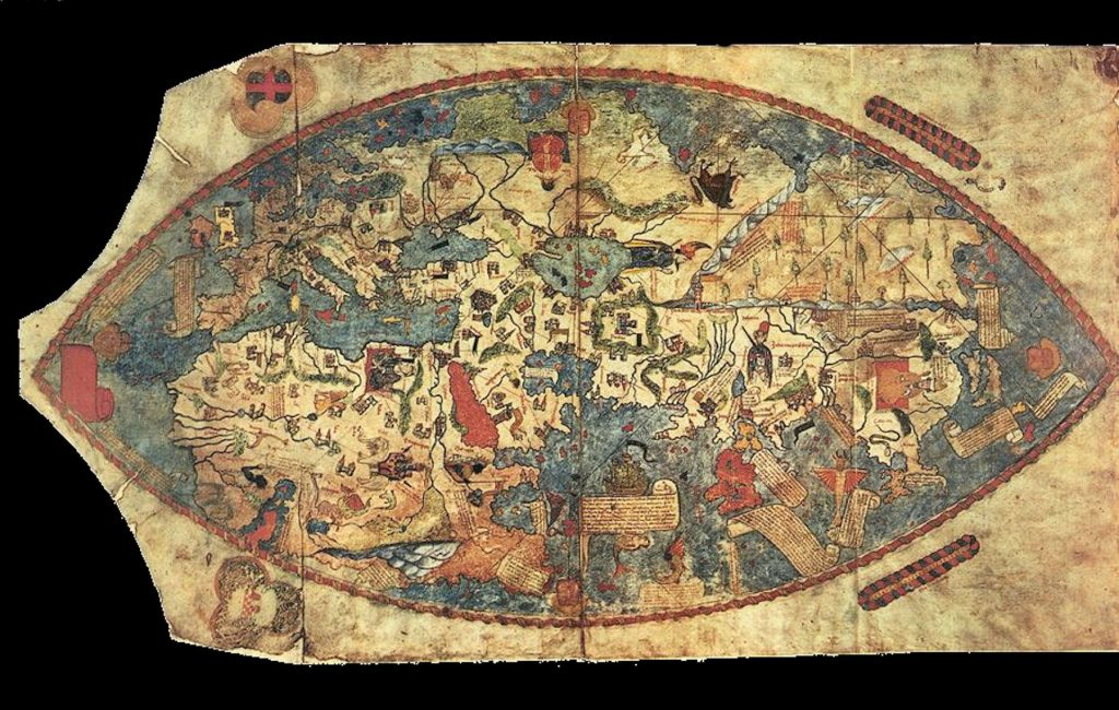 The Genoese map
