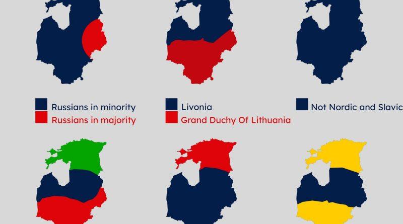 Tearing Baltic states apart
