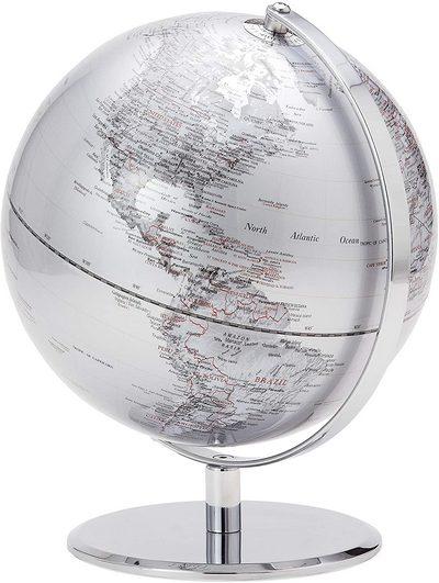 Torre & Tagus Latitude World Globe Map