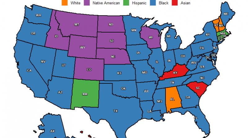 Map of police killings in the U.S.