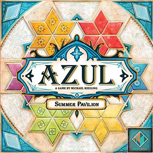 Board Game Azul: Summer Pavilion