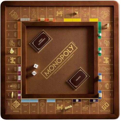 Luxury Monopoly Board Game