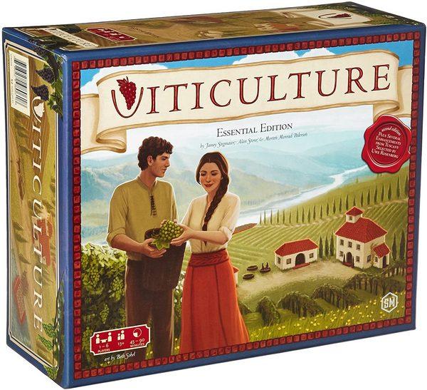 Board Game Viticulture