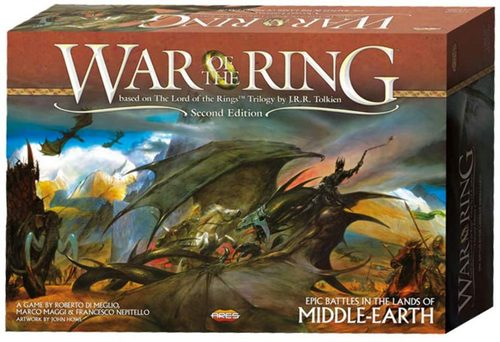 Board game War of the Ring