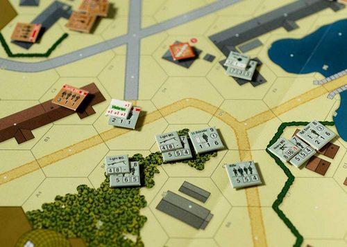 Combat Commander Board Wargame