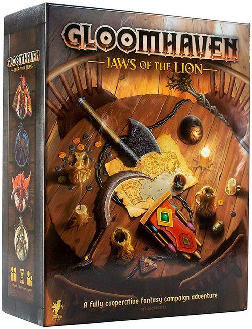 Board Game Gloomhaven
