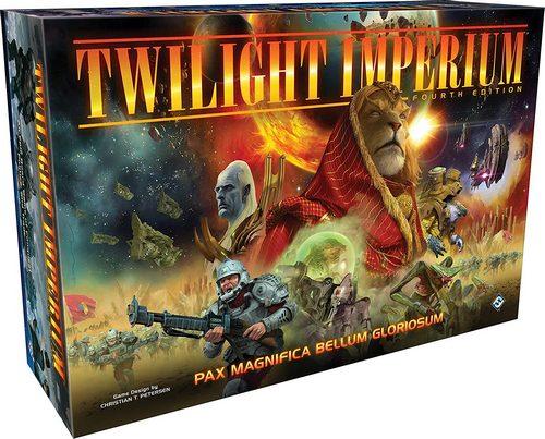 Board Game Twilight Imperium