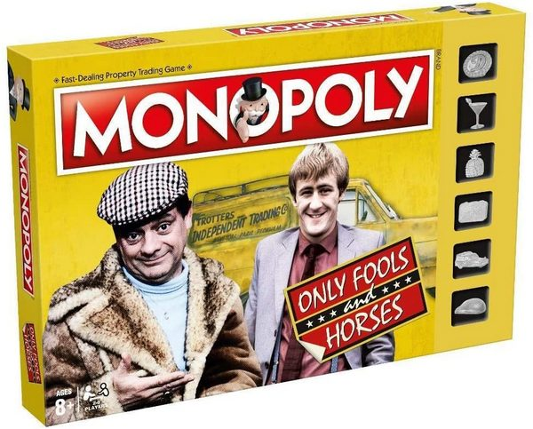 Monopoly Board Game: Only Fools and Horses