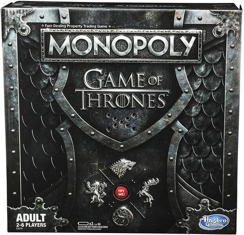 Monopoly Board Game: Game of Thrones