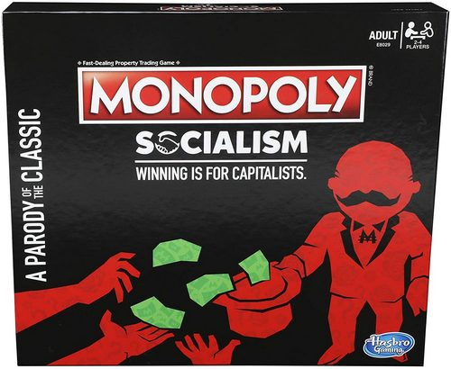 Monopoly Socialism Game