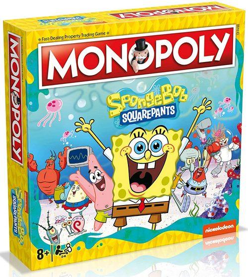 SpongeBob Monopoly Game