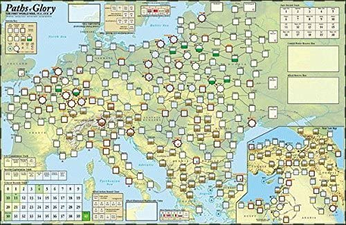 Paths of Glory Board Game