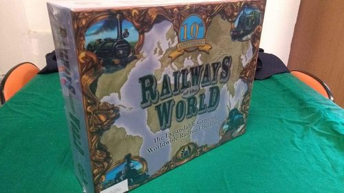 Board game Railways of the World