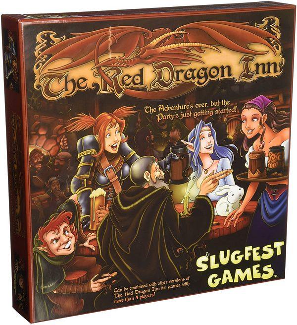 Board game The Red Dragon Inn