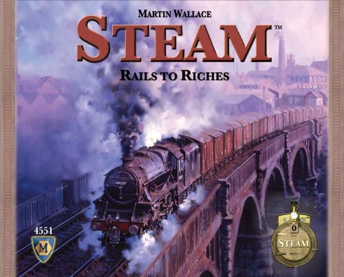 Board Game Steam