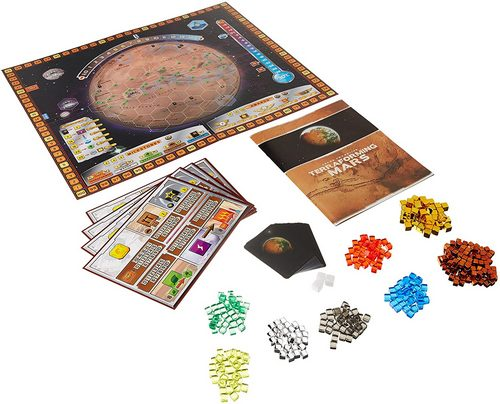 Board game - Terraforming Mars