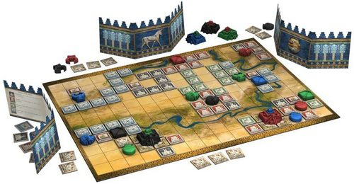 Board game Tigris and Euphrates