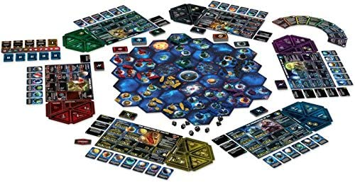 Map-based game Twilight Imperium