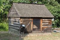 Mortonson-Van Leer Log Cabin