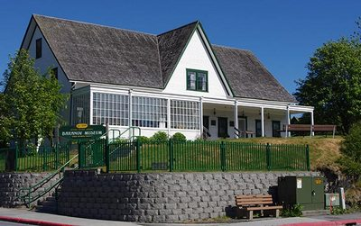 The Kodiak History Museum (1810)