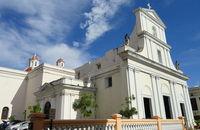The Cathedral of San Juan Bautista