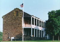 Fort Gibson barracks