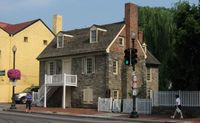 The Old Stone House in Washington D.C.