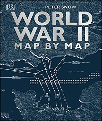 World War 2 Map by Map