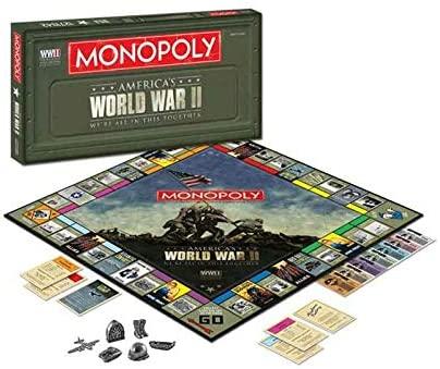 Monopoly Game World War II