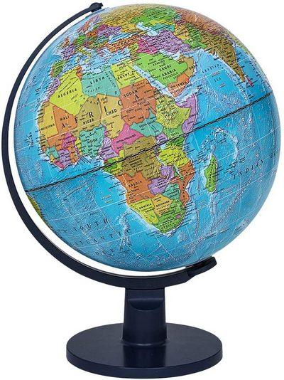 Geographic Light Up Globe