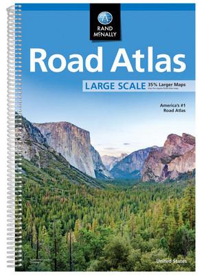 US road atlas