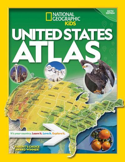 National Geographic U.S. Atlas