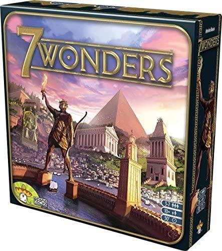 Board Game 7 Wonders