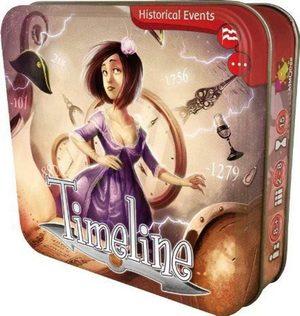 Board Game: Timeline Historical Events