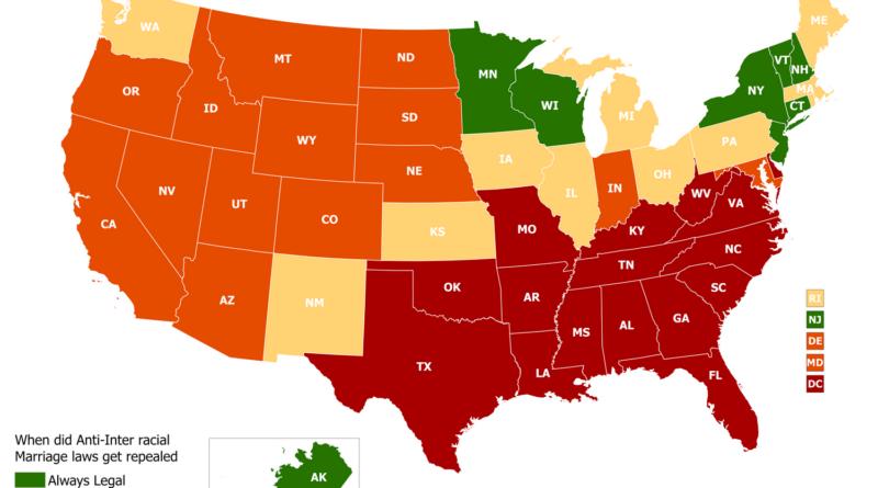Interracial Marriage in the U.S.