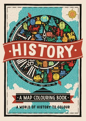 History: A Map Coloring Book