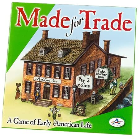 Board Game - Made for Trade